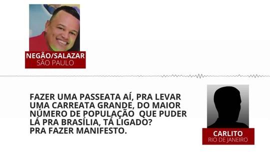 Facções de SP e Rio planejam ato contra 'opressão' em presídios; OUÇA