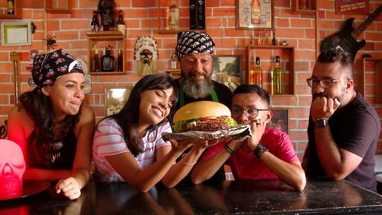 Lago do Robertinho, hambúrguer família e bonecos sustentáveis; reveja o 'Zapp'