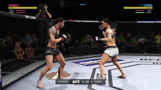 EA Sports UFC 3 amplia o seu realismo e inova em modos de jogo