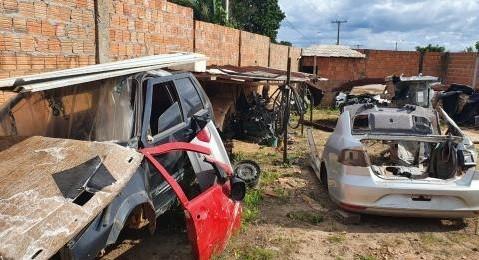 Suspeito de estelionato e receptação de veículos é preso em Marabá, no PA