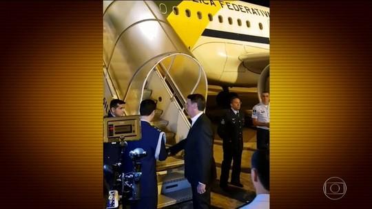 Bolsonaro viaja a Davos, e vice assume pela 1ª vez após quase 3 anos