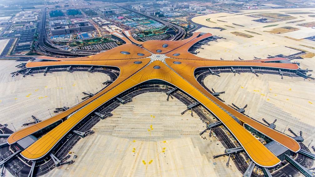 Resultado de imagem para aeroporto de pequim