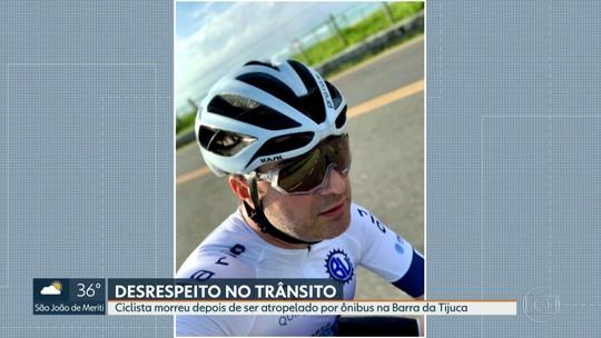 Atropelamento na Barra deixa ciclista morto
