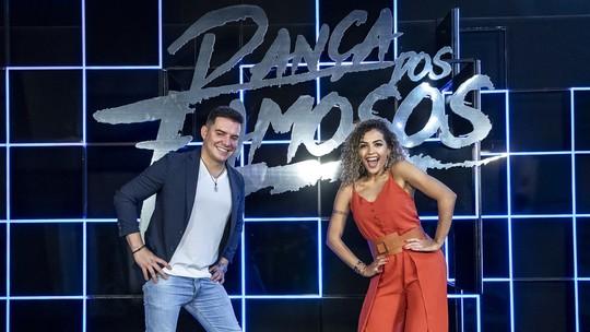 'Dança dos Famosos 2020': Faustão revela 11 duplas da disputa