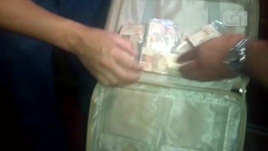 Casal é preso por extorquir família de padre em Curvelo; vítimas já tinham entregado R$ 140 mil