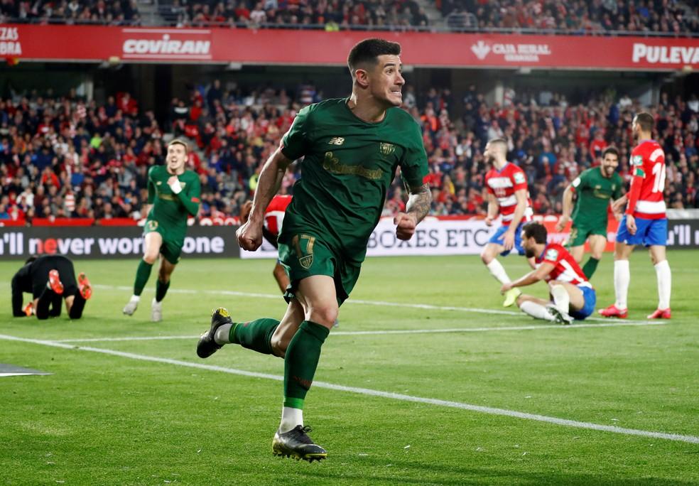 Athletic Bilbao Elimina Granada E Volta A Decidir A Copa