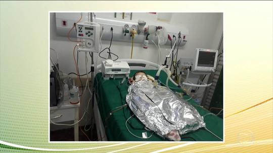 Bebê de 10 meses morre após ser medicado por médico sem registro profissional