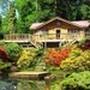 Proteção de Tela: 3D Lake Cabin