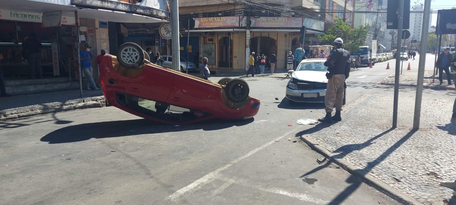 PM registra queda de 30% no número de acidentes de trânsito em Juiz de Fora
