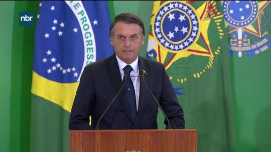 Bolsonaro diz que governo vai divulgar 'caixas-pretas' de gestões anteriores