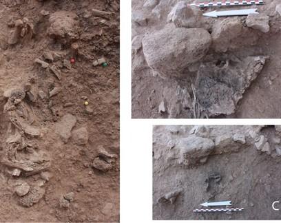 Restos de cremação realizada há 9 mil anos são encontrados em Israel