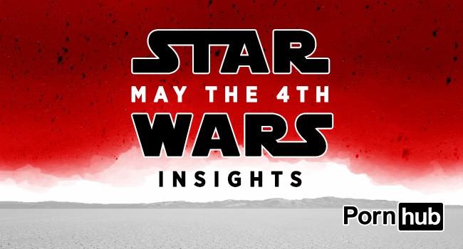 Buscas de vídeos pornográficos de Star Wars cresceram no dia 4 de maio (Foto: Divulgação)