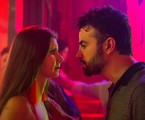 'O outro lado do paraíso': Desirée (Priscila Assun) e Juvenal (Anderson Di Rizzi)  |  Raquel Cunha/Globo