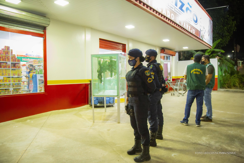 Prefeitura de Boa Vista diz que fim de semana com decreto de isolamento foi 'tranquilo'