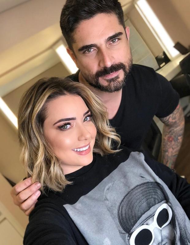 Carol Dantas de visual novo (Foto: Reprodução/Instagram)