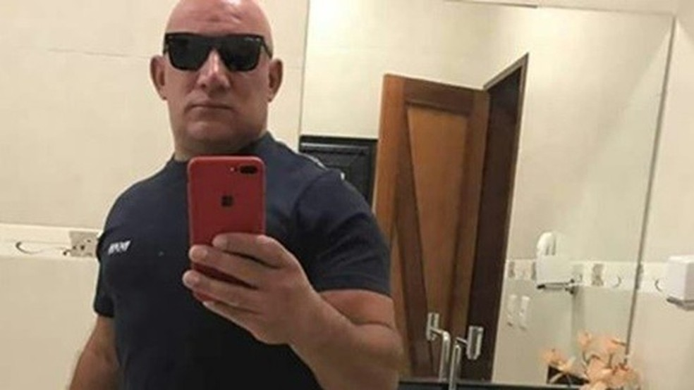 Miguel Ferreira de Oliveira, ganhador de prêmio de R$ 39 milhões da Mega-Sena, foi assassinado a tiros em bar no interior do Ceará (Foto: Facebook/Reprodução)