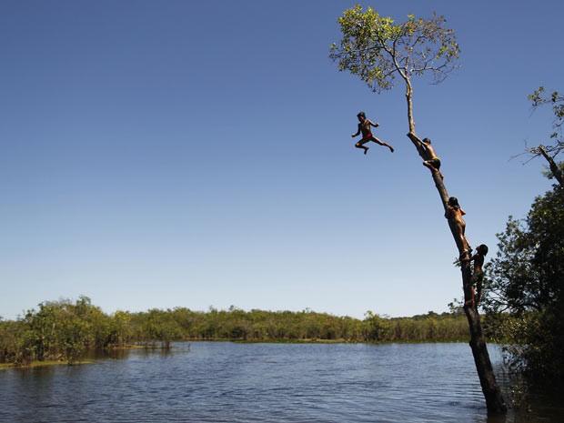 Xingu (Foto: Ueslei Marcelino/Reuters)
