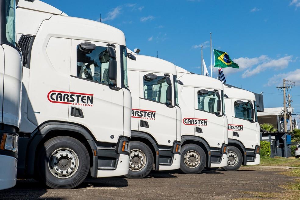 Carsten anuncia investimento de R$ 85 milhões e contratação de 200 pessoas para 2021 — Foto: Carsten