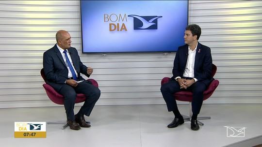 Eduardo Braide fala sobre Lei de Fundo Estadual de Combate ao Câncer no Bom Dia Mirante