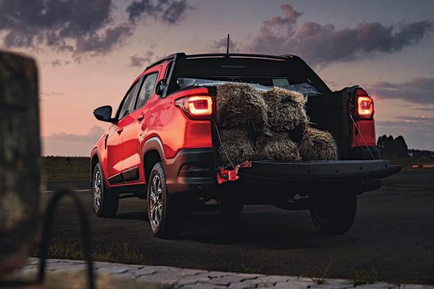 Fiat Strada Volcano - 41% dos clientes são produtores rurais (Foto: Fabio Aro)
