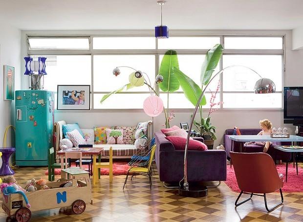 decoração-de-sala (Foto: Marcos Antonio/Editora Globo)