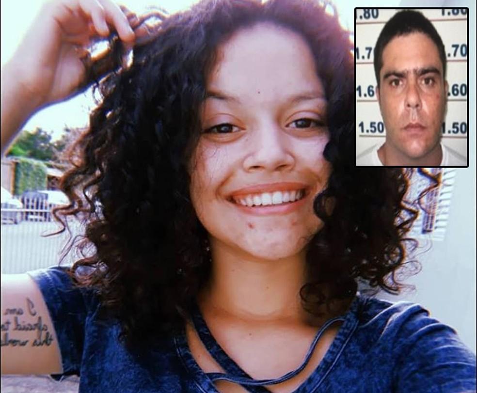 Polícia identifica suspeito de matar a jovem Rafaela Campos em Sorocaba — Foto: Divulgação