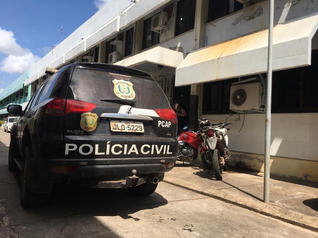 Polícia Civil registra em 3 meses queda de 70% nos registros de furto e roubo no AP