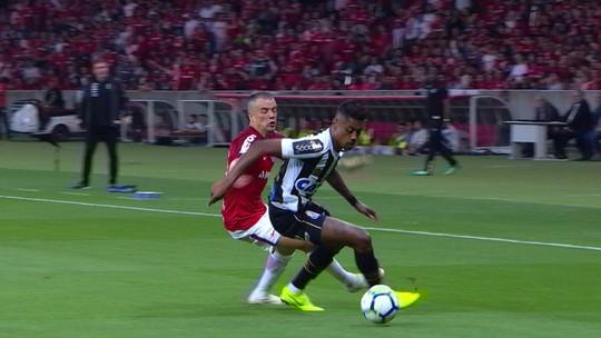Análise: sem se intimidar, Santos joga bem e volta de Porto Alegre com empate valioso
