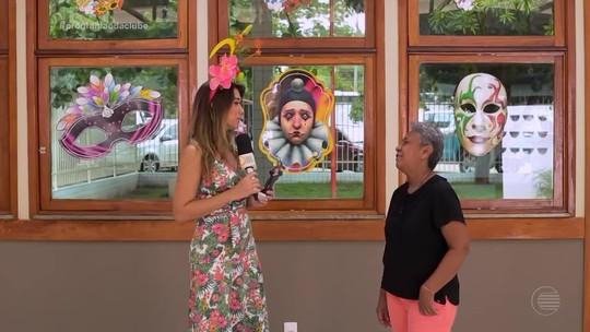 'Programão' ganha marchinha de Carnaval criada por telespectadora