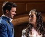 Bernardo Velasco e Adriana Birolli em cena de 'Belaventura' | Blad Meneghel/ Record TV