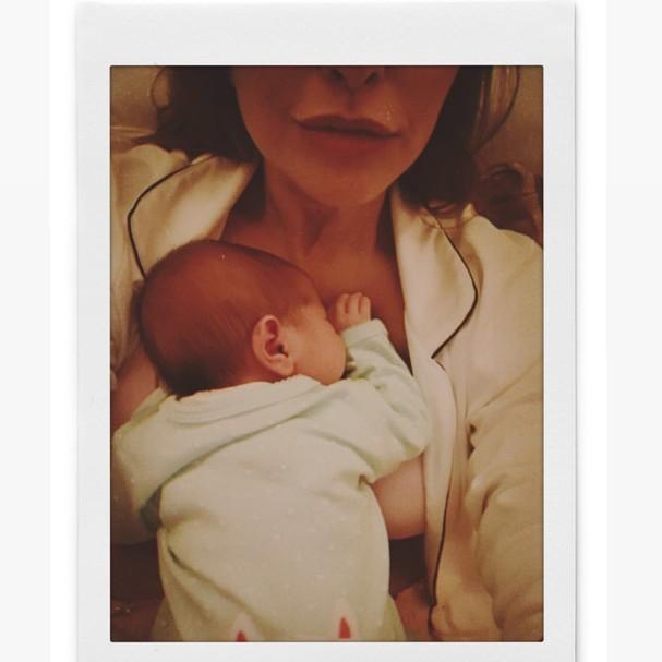 Sabrina Sato e Zoe (Foto: reprodução instagram)