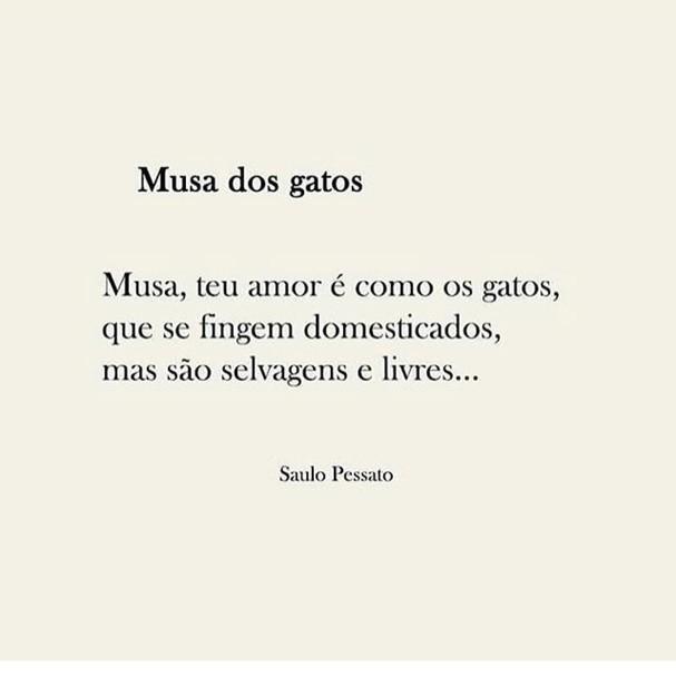 Poesia (Foto: Reprodução / Instagram)