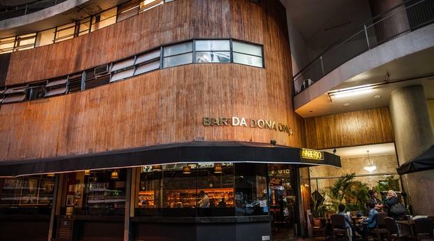 Bar da Dona Onça, restaurante de sucesso do casal Rueda (Foto: Divulgação)