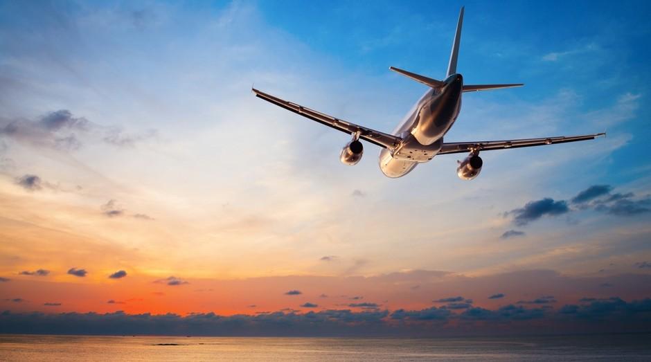 avião_viagem_turismo (Foto: Shutterstock)