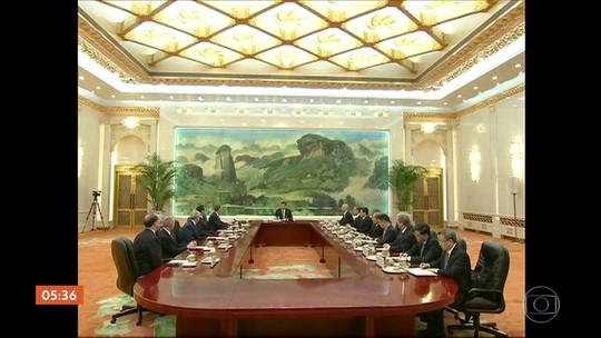 Começa nova rodada de negociações entre China e EUA para acabar com guerra comercial