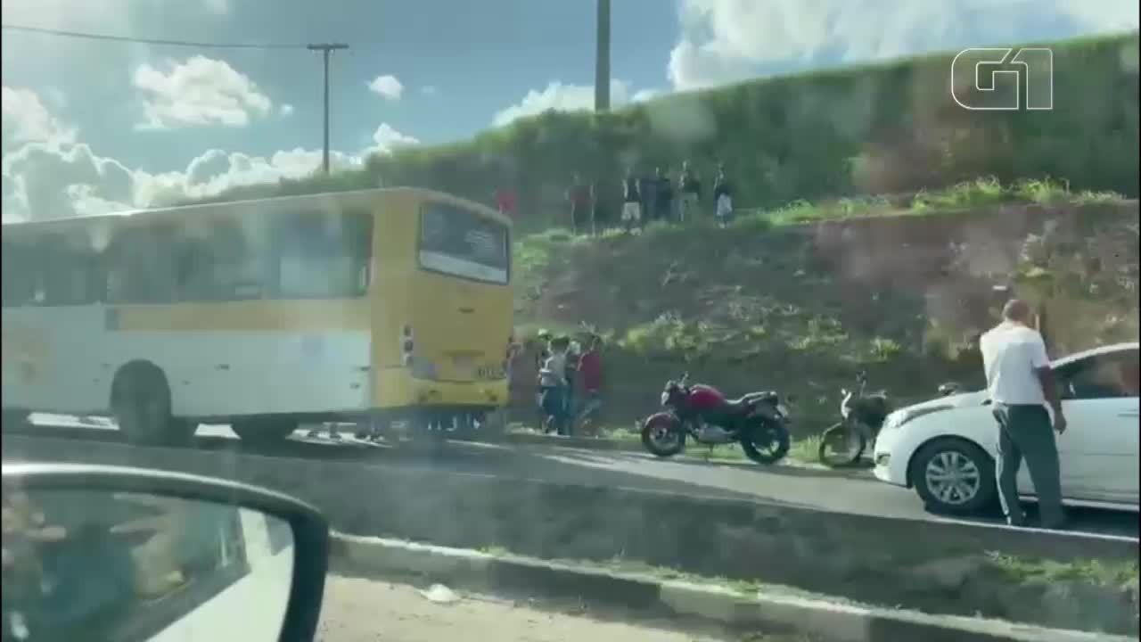 Vídeos do G1 e TV Bahia - sábado, 19 de junho de 2021