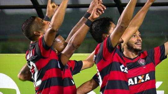 Entenda por que o Santos não conseguiu derrotar o Vitória no Pacaembu