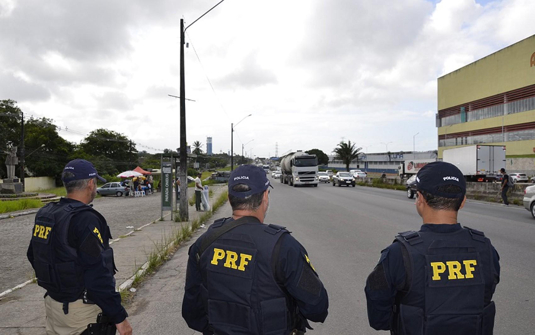 PRF registra menos mortes, feridos e acidentes no São João em 2018