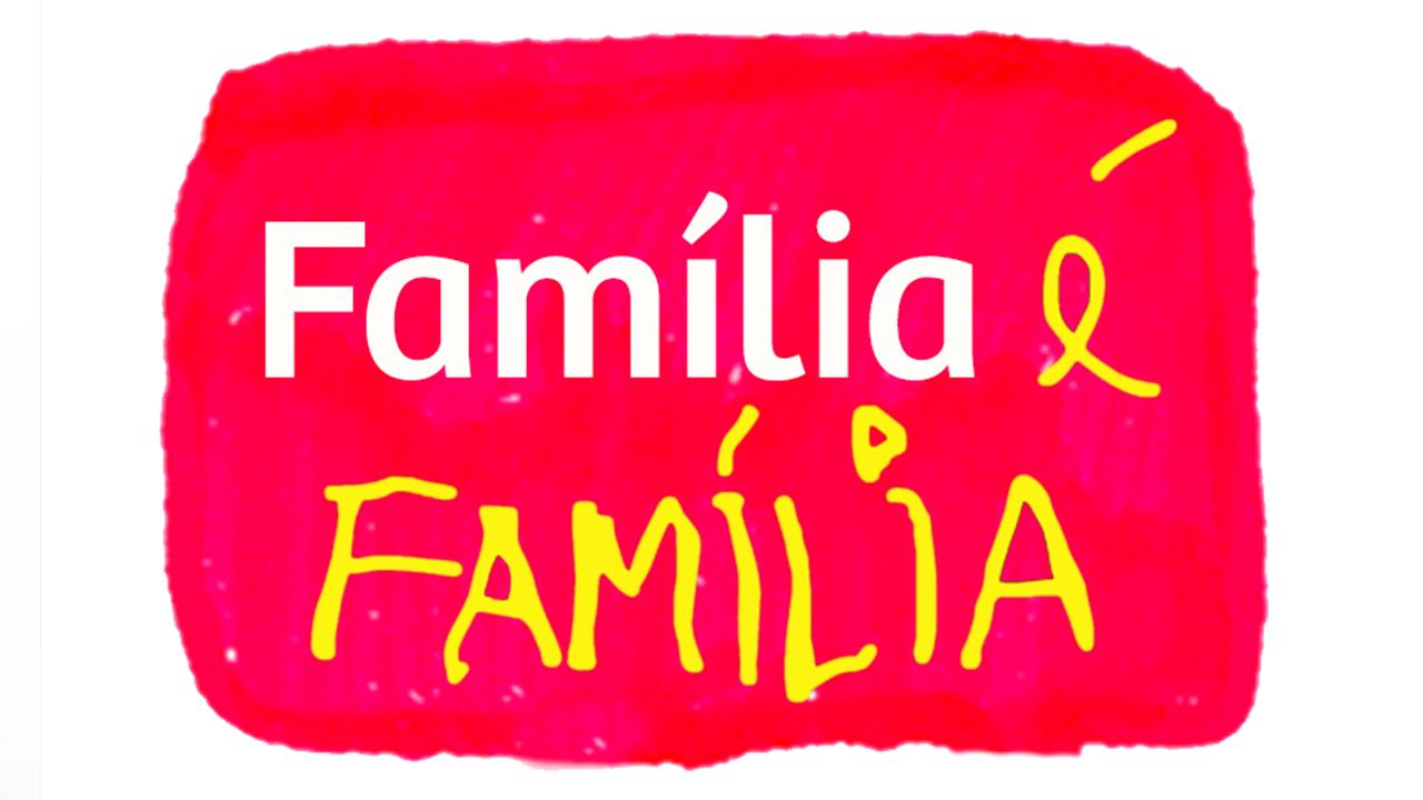 Familia for família é família | assista aos episódios online | gnt play