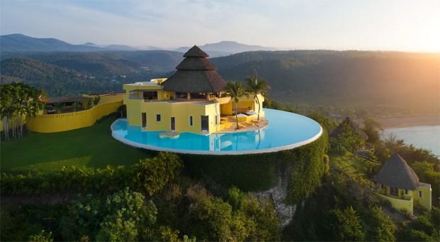 Kylie Jenner alquila una casa de lujo en México por $ 39,500 diarios (Foto: Reproducción / Airbnb)