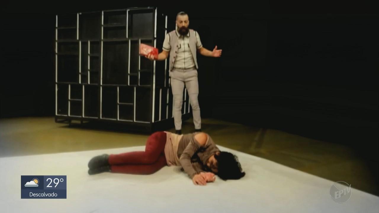 Projeto de acrobatas reúne apresentações on-line de circo e teatro
