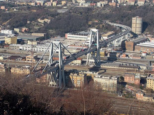 Após queda, Renzo Piano se oferece para projetar nova ponte em Gênova (Foto: Divulgação)