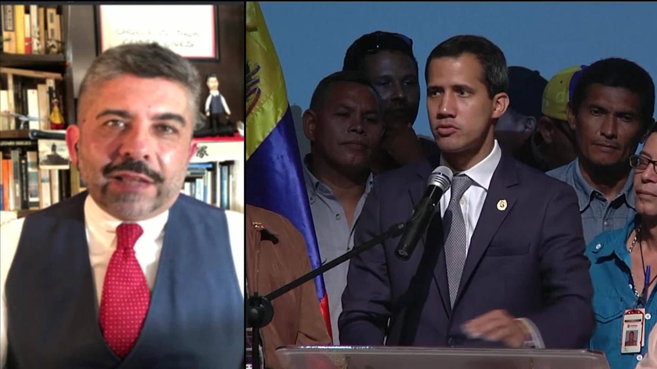Em entrevista, Juan Guaidó admite que a 'Operação Liberdade' foi uma sucessão de erros
