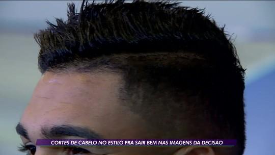 Cortes de cabelo no estilo para sair bem nas imagens da decisão da Copa América