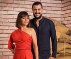 Alessandra Negrini e Joaquim Lopes | Reprodução