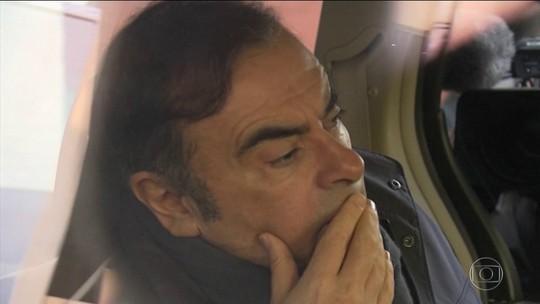 Tribunal de Tóquio aceita pedido de liberdade de Carlos Ghosn e estipula fiança de US$ 4,5 milhões