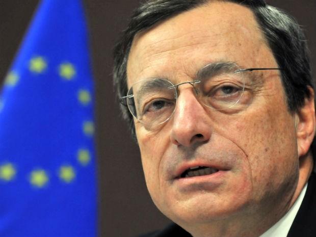 Presidente do BCE alerta para risco de bolha financeira na zona do euro - Notícias - Plantão Diário