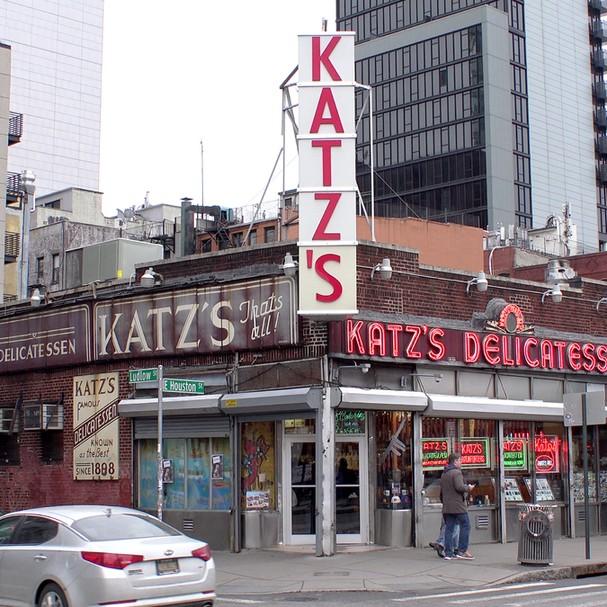 Katz Delicatessen (Foto: Reprodução)