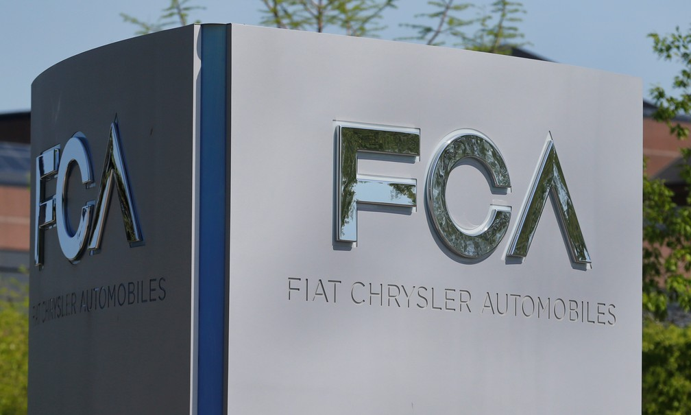 Fiat Chrysler Automobiles (FCA) — Foto: Rebecca Cook/Reuters