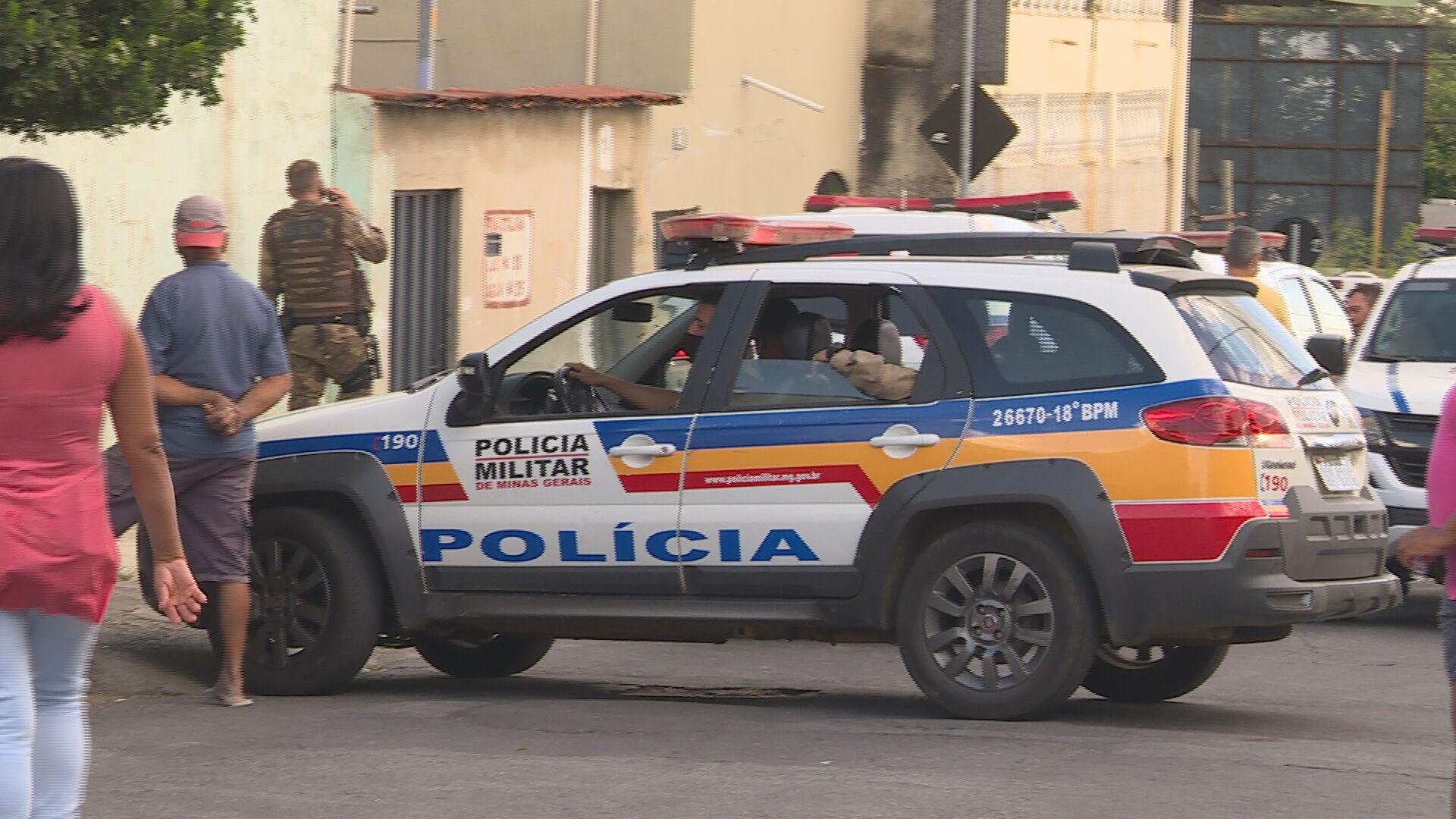 Traficante morre após troca de tiros com a PM em Contagem, na Grande BH; outros 4 foram presos